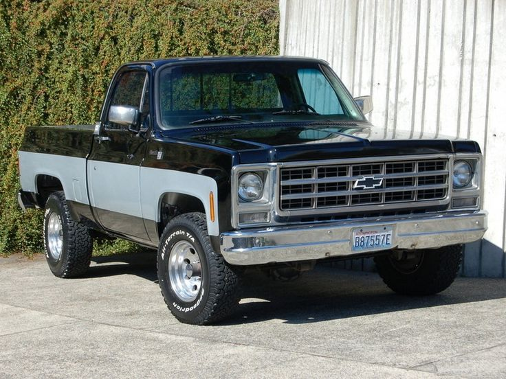 35 Best 1973 1987 Chevy Pickups Images On Pinterest