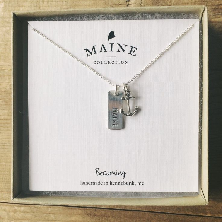 Hand made in Maine, USA