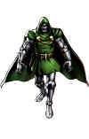 Dr. DOOM! Good one for a buff guy.
