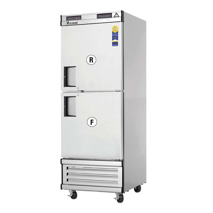 Picture of Everest EBWRFH2 Reach-In Refrigerator/Freezer Combo