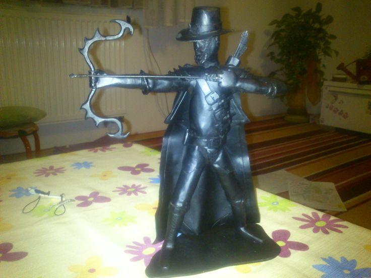 HandMade iron Drakensang Figure