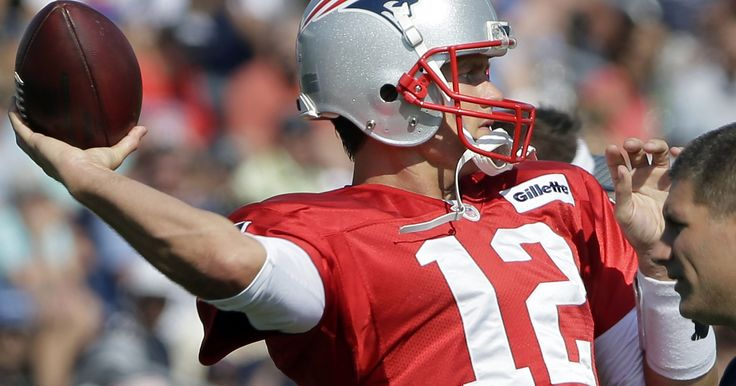 Turning 40: Brady showing few signs of decline at milestone