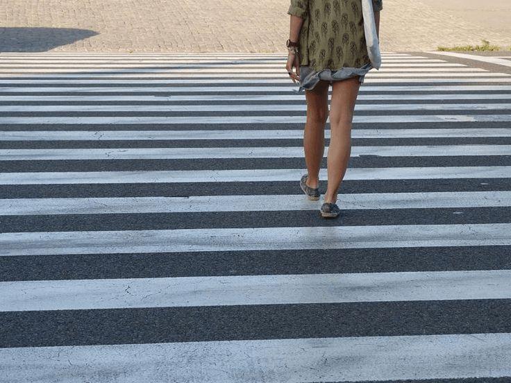 Cine, moda y arte. Barcelona y París.