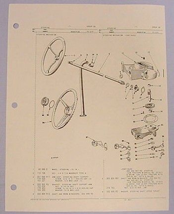 Can Farmall Cub Tractor parts diagrams be viewed online?