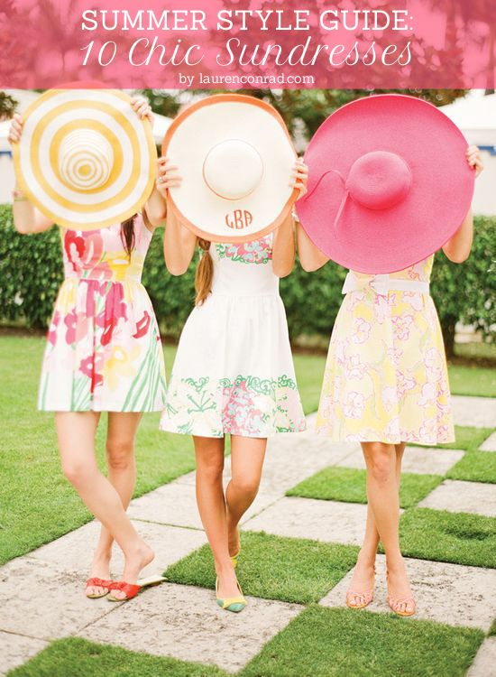 Style Guide: 10 Chic Summer Sundresses @Lauren Davison Davison Davison Davison Dailey-Conrad.com