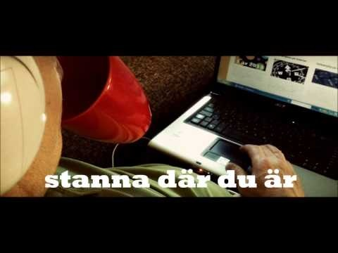 Stanna där du är - a short commersial for my school made with an Iphone and some apps.