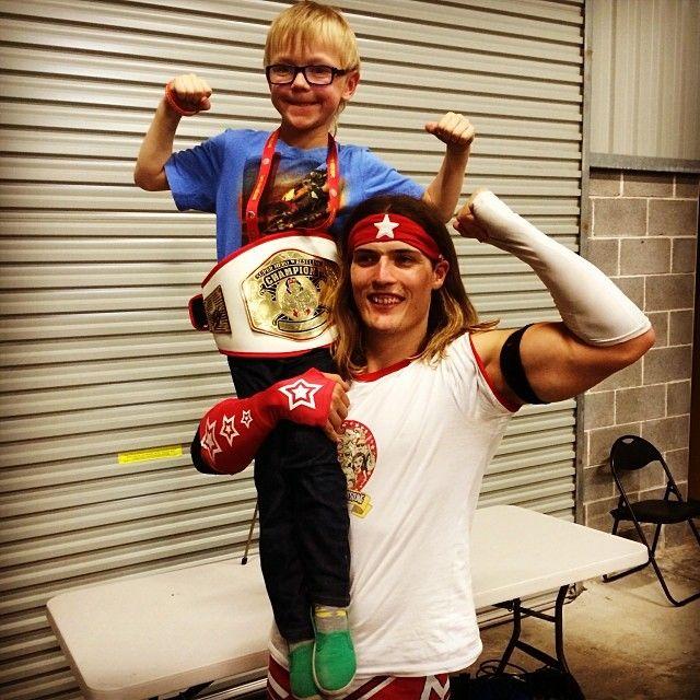 NEW Super Wrestling Hero Champion Fidel   www.superwrestlingheroes.com.au/store