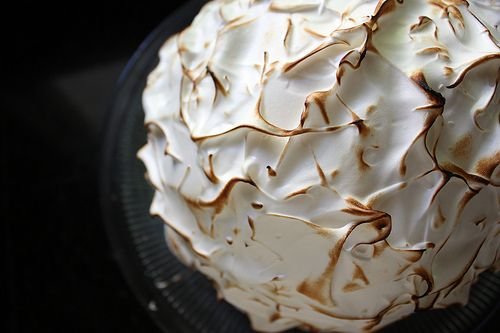 Strawberry baked Alaska | Ice cream, sorbets, gelato, granita & froze ...