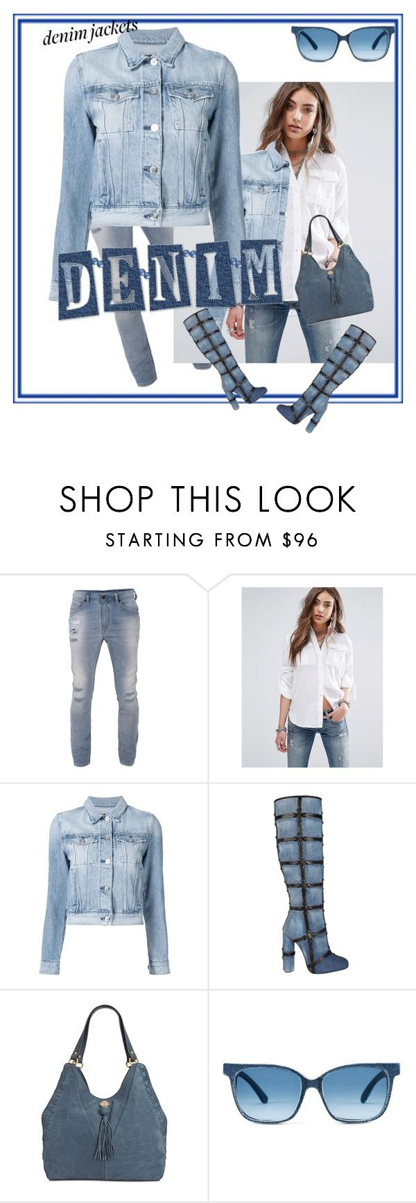 """""""Untitled #95"""" by amiraahmetovic ❤ liked on Polyvore featuring Diesel, Denim & Supply by Ralph Lauren, 3x1, Tom Ford and Nanette Lepore"""