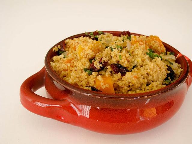 Couscous with butternut squash | Food ideas | Pinterest