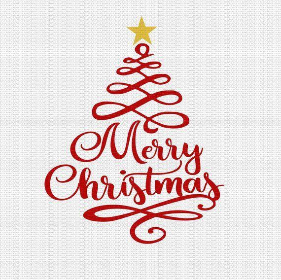 Download Merry Christmas Svg, Cuttable Buffalo Plaid Svg, Christmas ...