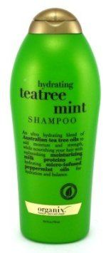 Organix Shampoo Tea Tree Mint 25.4 oz.