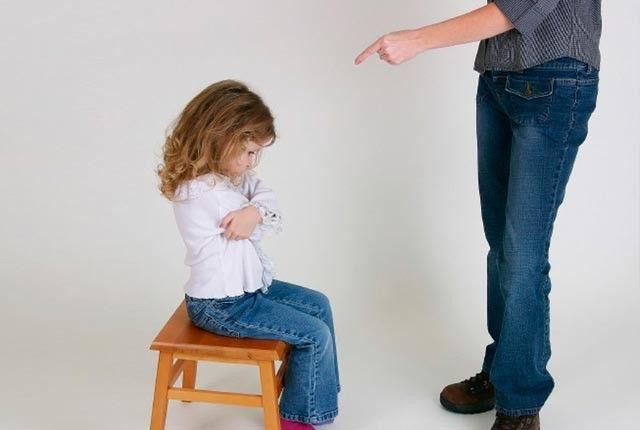 Δείτε ποια είναι η κατάλληλη τιμωρία για κάθε ηλικία! - Newsitamea