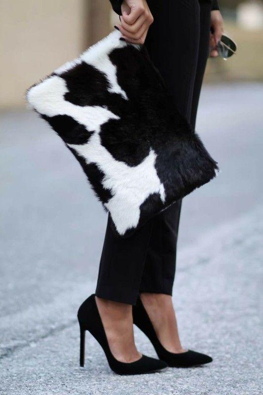 Animal print, o clássico do guarda-roupa feminino