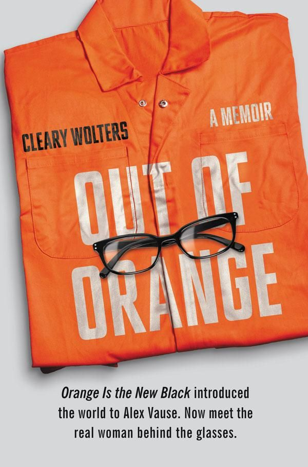 Out Of Orange - Cleary Wolters