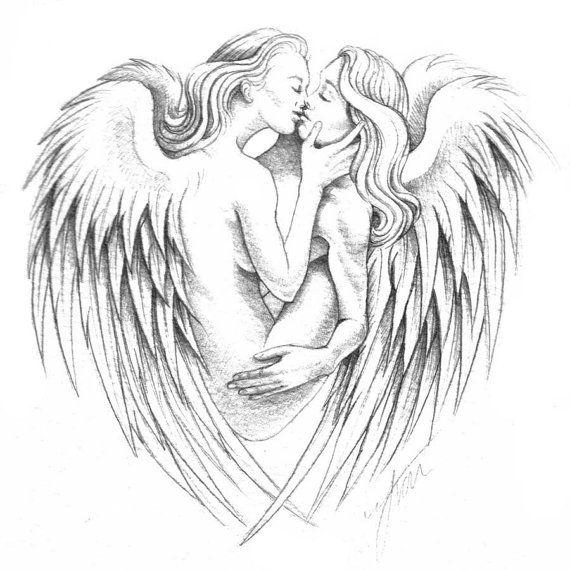Consider, that Angel and devil lesbian