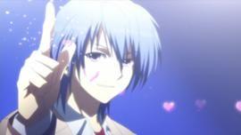 Angel Beats! Hinata Hideki