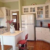 Best Retro Refrigerator Ideas On Pinterest Vintage Kitchen