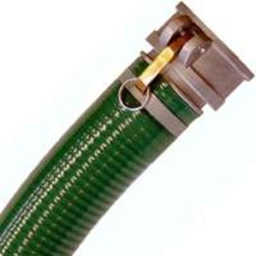 Capital Rubber 7901-3X20CN Pvc Suction Hoses 3X20 Qc X Npt