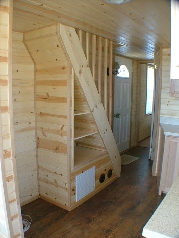 237 best Tiny House Stairs Ladders images on Pinterest