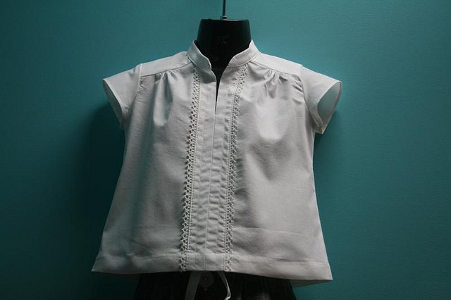 Ayashe Blouse by Figgy's by nicole 1974, via Flickr