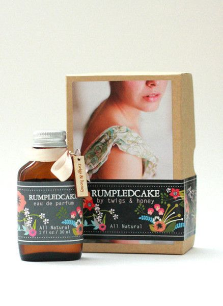 I want this. Rumpledcake eau de parfum one oz (twigs and honey, twigscent, view all)   twigscent   Twigs & Honey ®, LLC