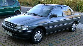 The Ford Orion is a small family car that was built by an automaker from 1983 to 1993. More than 3 million of these cars were sold in the cars production span. The Ford Orion was based on the Ford Escort.