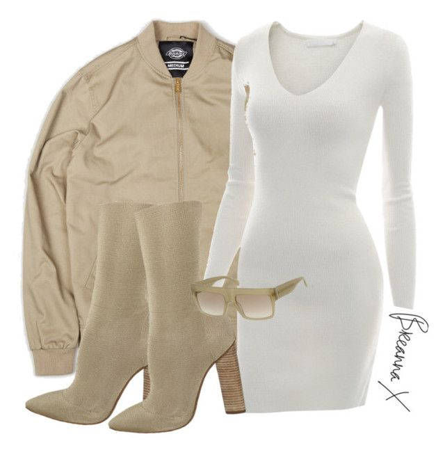 Untitled #3110 by breannamules on Polyvore featuring polyvore fashion style Doublju Dickies YEEZY Season 2 clothing