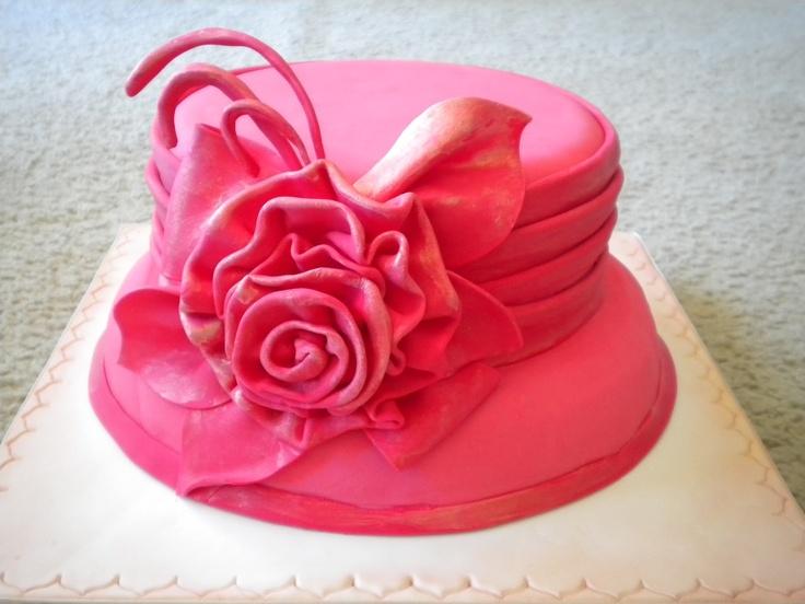 Fancy Hat Cakes   Fancy Hat Cake