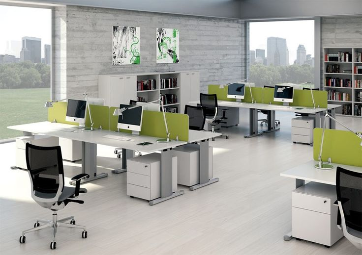 What a really cool, modern, spacious library computer lab could/should look like...