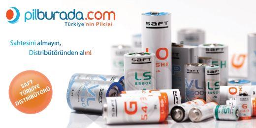 Pilburada.com - Pil ve Bataryalar
