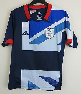 Adidas #england #olympic #football shirt london 2012 team gb 9-10 kids youth s ,  View more on the LINK: 	http://www.zeppy.io/product/gb/2/152331777774/