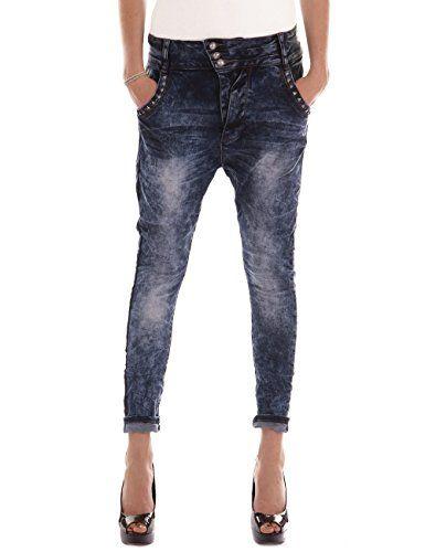567bc0c606ae Blue Inc Woman Womens Blue Mid Rise Abrasion Ripped Skinny Cotton Denim  Jeans 12 -- Learn more by visiting the image link. (This is an affiliate  link)