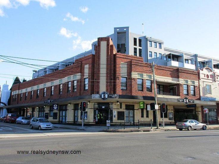 Petersham Inn, Parramatta Rd.