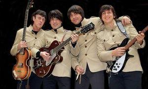 Groupon - 1 Ticket für A Tribute To The Beatles am 29. April um 20 Uhr im Herkulessaal in der Residenz München (bis zu 46% sparen) in Herkulessaal in der Residenz München. Groupon Angebotspreis: 25€