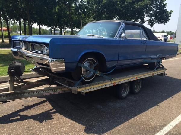 Chrysler Newport - 1967