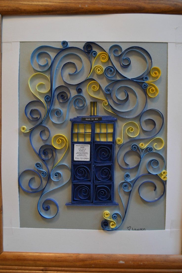 Die besten 25 doctor who bastelarbeiten ideen auf pinterest doctor who zeug doctor who und - Tardis selber bauen ...