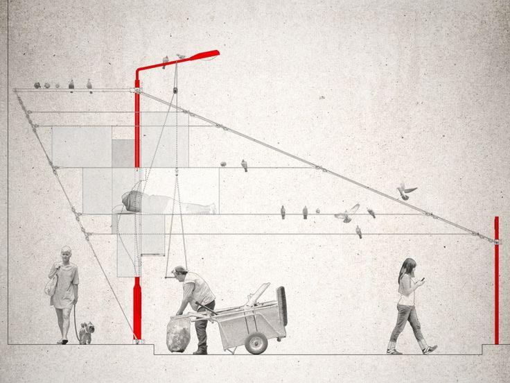 Milo Ayden de Luca | 'Excrescent Utopia' | 2013 | http://www.miloaydendeluca.com/