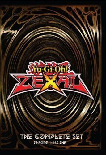Yu-Gi-Oh! Zexal Vol 1-146 DVD Box Set English Version Dub Anime DVD Complete Box | DVDs & Movies, DVDs & Blu-ray Discs | eBay!