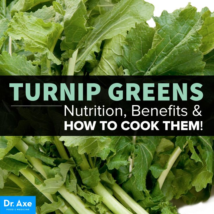 Turnip Greens Nutrition Benefits & How to Cook