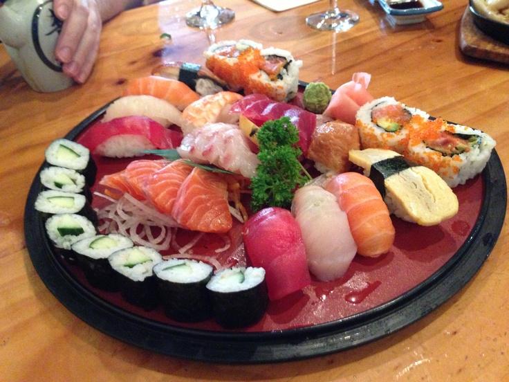 Mmmm sushi