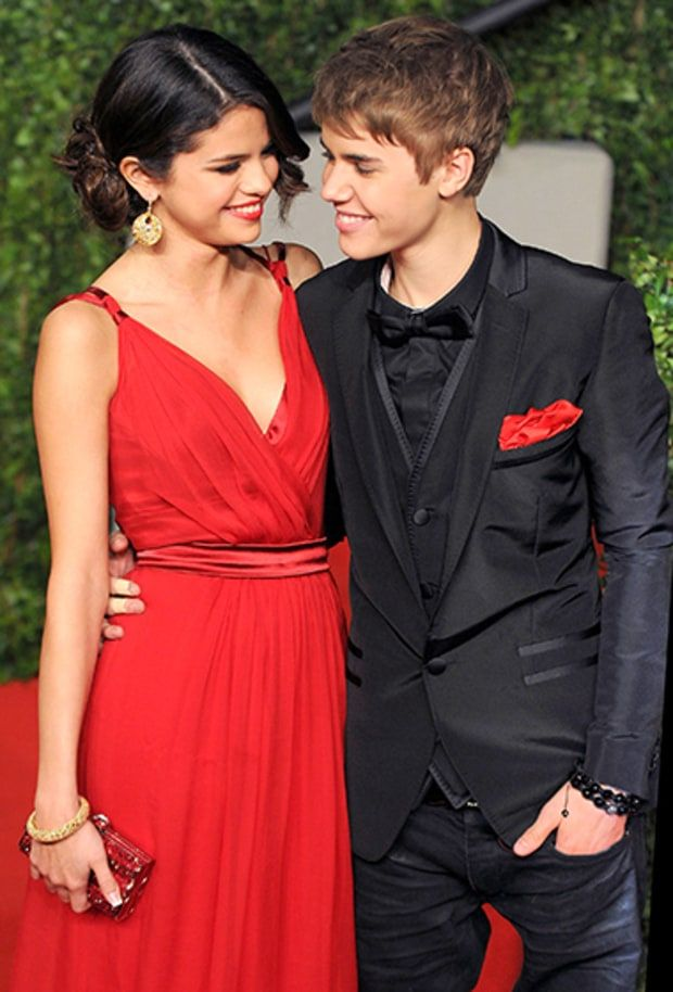 Justin Bieber and Selena Gomez: The Way They Were