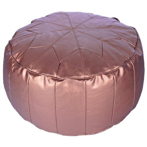 Copper Faux Leather Star Moroccan Panel Footstool Pouffe Seat Bean Bag with Filling Bean Bag Warehouse http://www.amazon.co.uk/dp/B00B067TAC/ref=cm_sw_r_pi_dp_yA.Owb0M33ERN