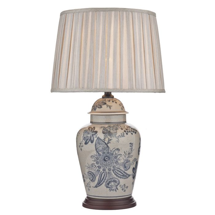 You'll love the Misha 36cm Table Lamp at Wayfair.co.uk - Great Deals on all Lighting  products with Free Shipping on most stuff, even the big stuff.