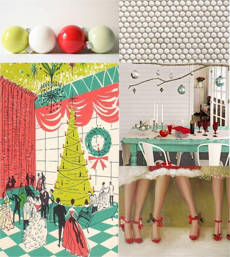 A 1950 S Christmas Party Decorations Psoriasisguru Com