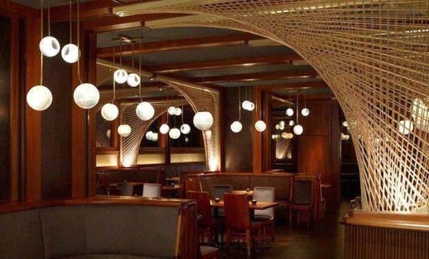 Forty Four Restaurant at Royalton Hotel, New York