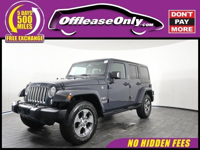 Ebay Wrangler Sahara Off Lease Only 2017 Jeep Wrangler Unlimited Sahara Wrangler Unlimited Sahara 2017 Jeep Wrangler Unlimited Jeep Wrangler Unlimited Sahara