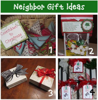 25 best ideas about neighbor christmas gifts on pinterest for Cheap and easy gift ideas