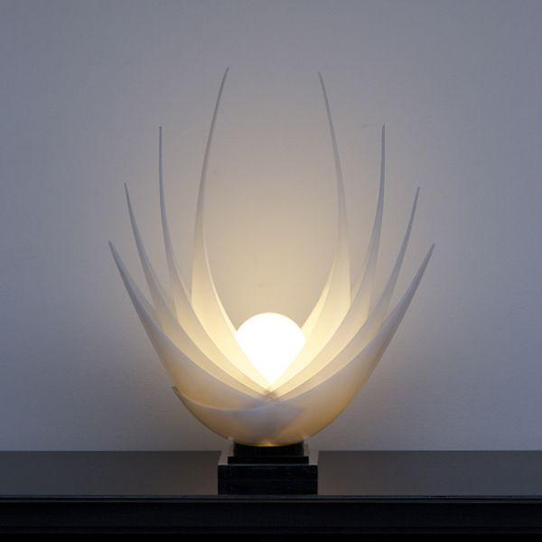 ROUGIER LAMP 1980S FRANCE