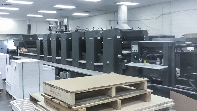 Good Machine, is the leading dealer of second hand Machines, Offset, Polar, Bobst, Heidelberg, Komori, Planeta, Stahl and many more.